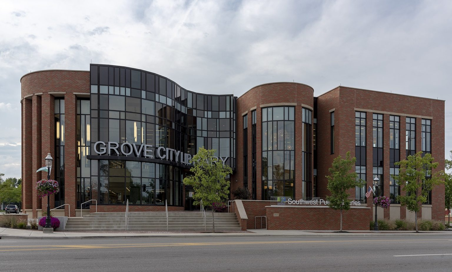 Grove City Library Immigration Law Firm