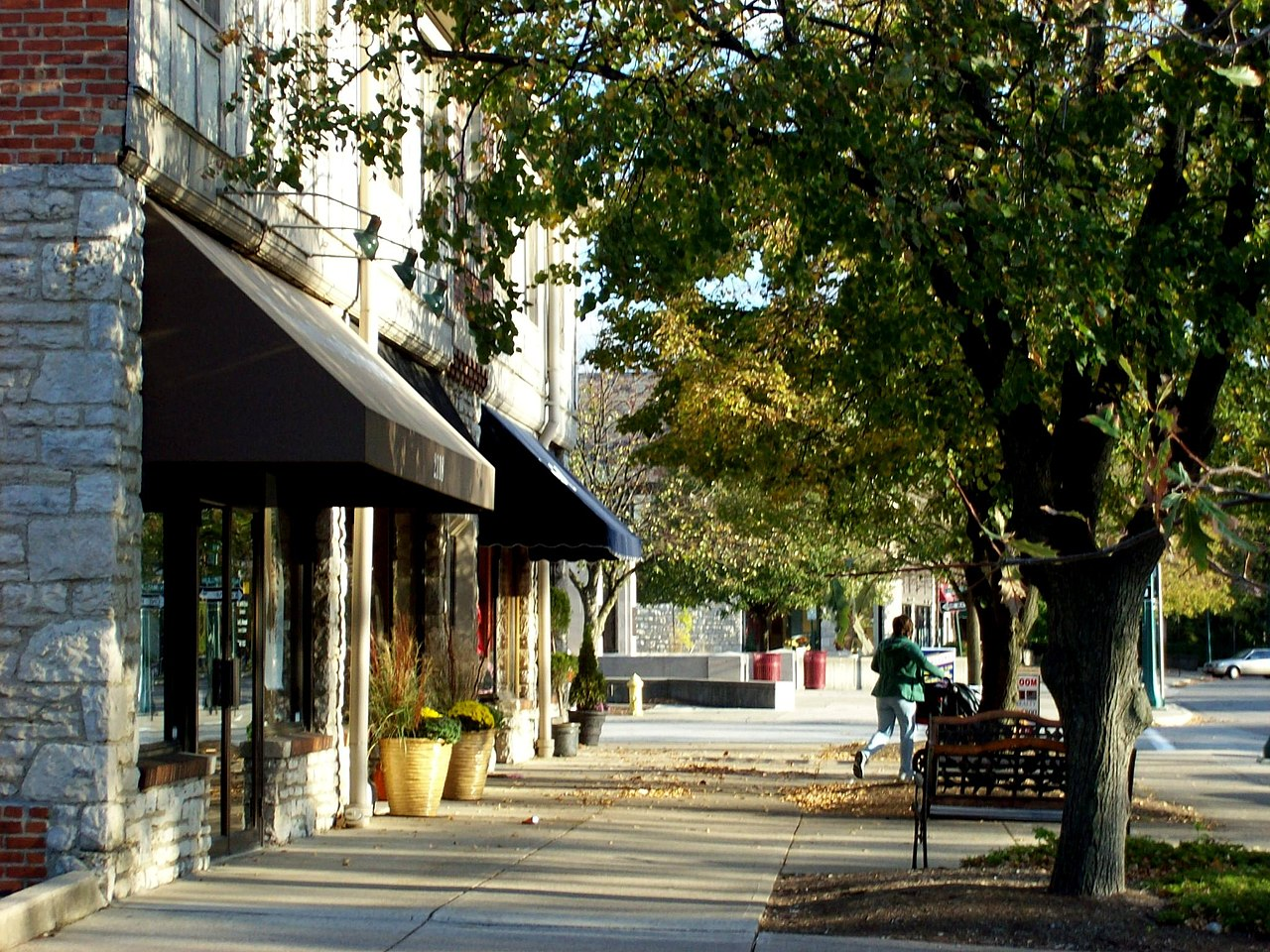 Upper Arlington Downtown