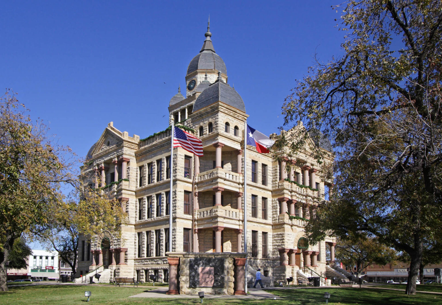 Image of Denton city for Denton Immigration lawyers